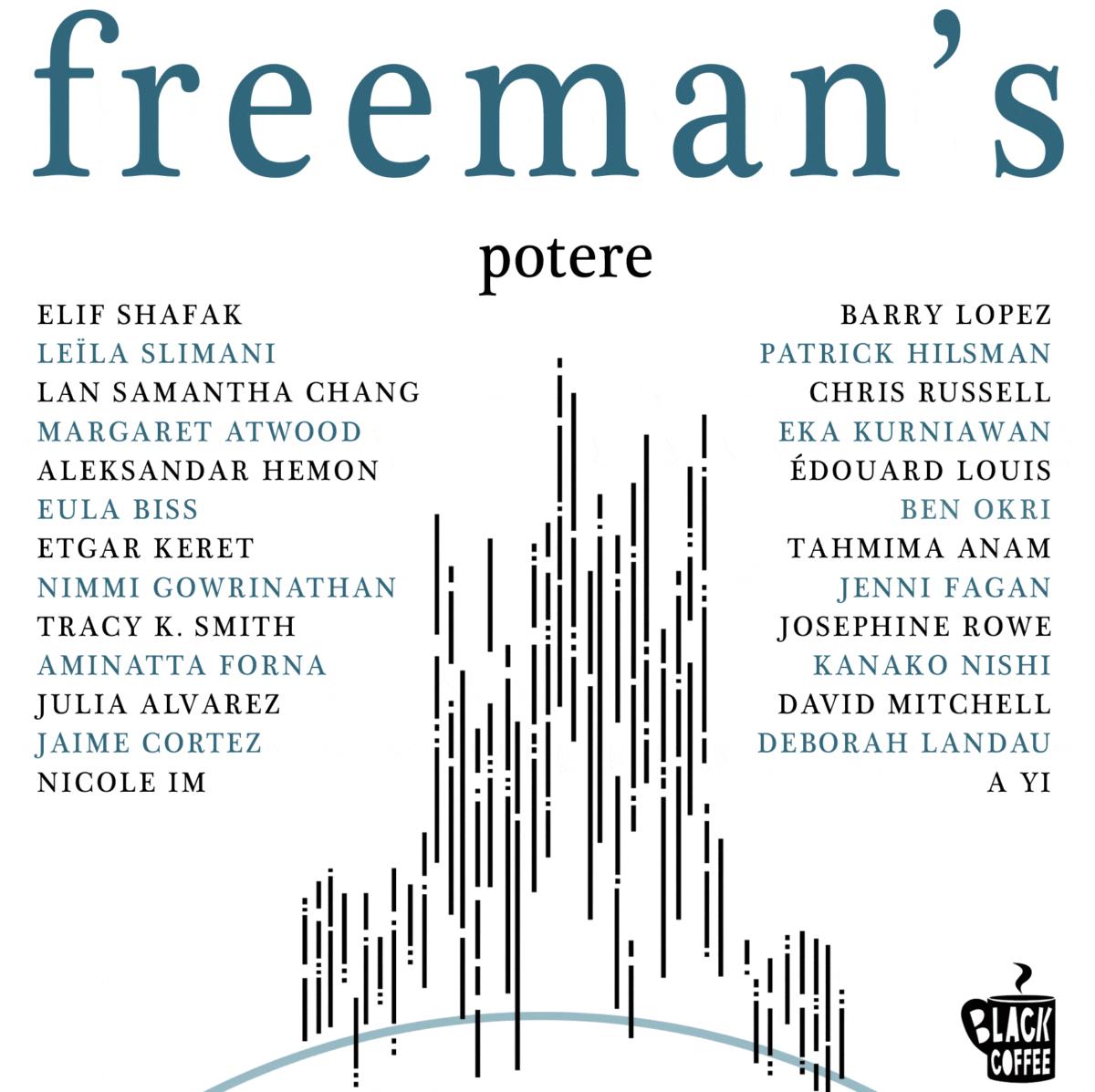 Freeman's, potere: una rivista letteraria