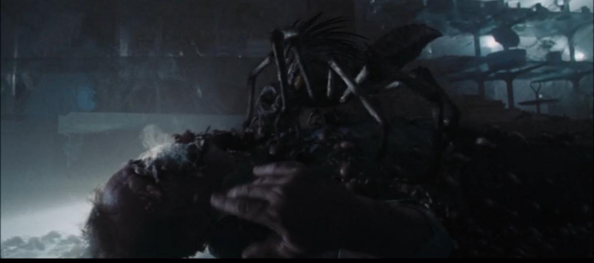 I ragni in The Mist di Stephen King