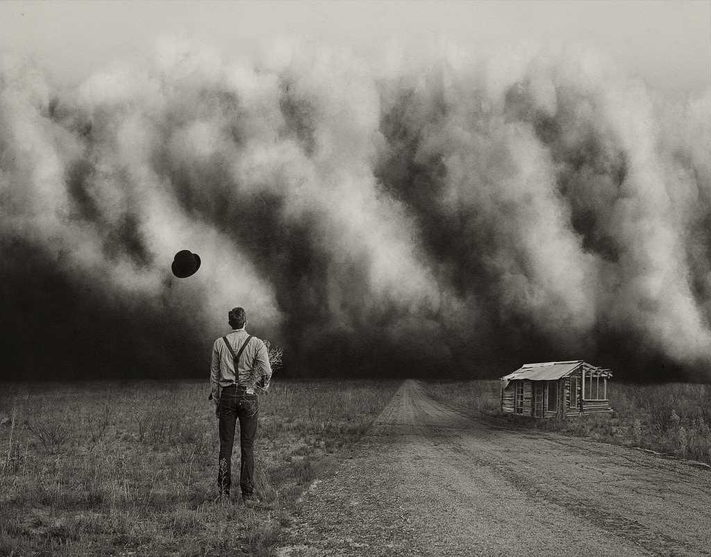 Furore: tempeste di polvere ed esodo dal South West