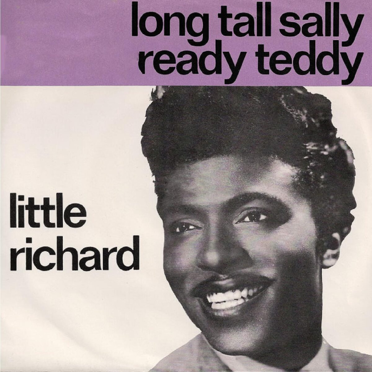 Long Tall Sally: nose art e Little Richard in Underworld